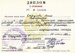 BSN Diploma (1989)