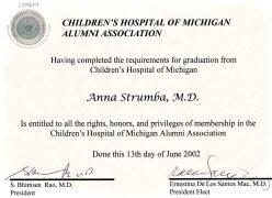 Children's Hospital of Michigan Alumn (2002)